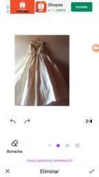 Título do anúncio: Vestido de dama de horra