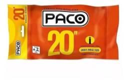 Câmara De Ar Paco Aro 20x1,95 Mtb