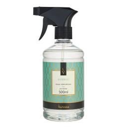 Agua perfumada para tecidos Bamboo ant mof/bact via aroma 500ml