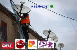 Antenista, Instalação e Reparo de Antenas em geral