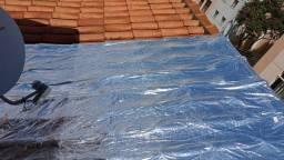 Impermeabilização de Lages muros telhados rufos calhas