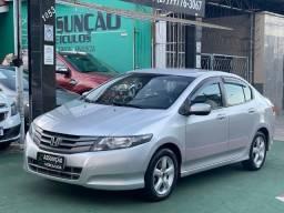 Honda City 1.5 LX Automatico 2010 ( Financio e Aceito trocas )