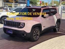 Título do anúncio: Jeep Renegade 32.000 KM
