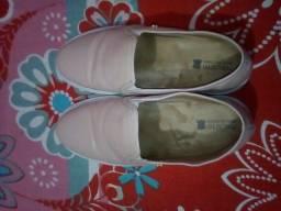 Sapato Feminino de Couro