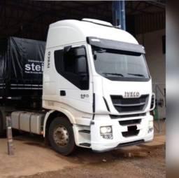Título do anúncio: caminhão trator iveco