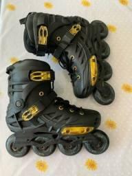 Patins Oxer Abec7 bota rígida 39