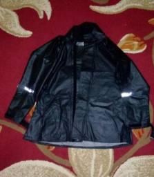Capa para motoqueiro(calça+jaqueta)