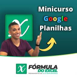 Minicurso Google Planilhas