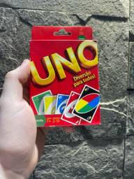 UNO jogo de cartas