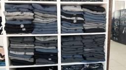 Kit 6 calças de moletom apeluciadas