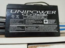 Baterias 12 v 7Ah selada nova