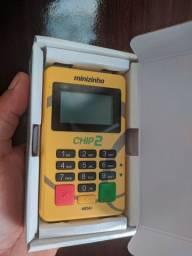 Maquina Cartões Minizinha chip2