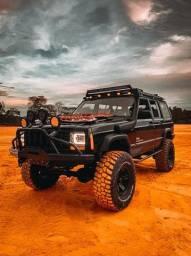Jeep Cherokee Xj sport 4.0 manual RUBICON