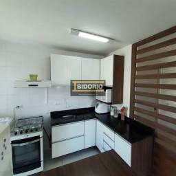 Apartamento à venda com 2 dormitórios em Tanguá, Almirante tamandaré cod:F20113