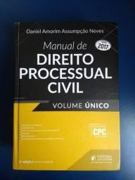 Manual de direito processual civil vol. único 2017. Daniel Amorim Assumpção Neves