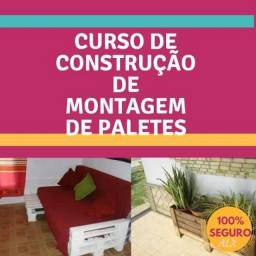 Título do anúncio: Vaga: Curso de construção e montagem de paletes