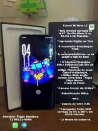 Xiaomi Mi Note 10 Apenas R$ 2.300,00