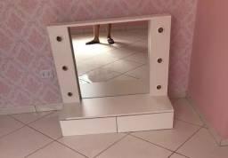 Penteadeira camarim (encomendas)- 03 anos de garantia *espelho não incluso*