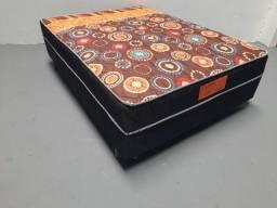 Cama BOX casal de Molas Bonnel!!!!!$$$