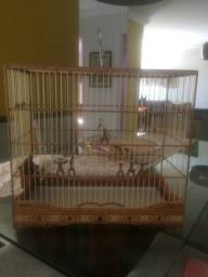Título do anúncio: Gaiola de pássaro