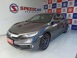 Título do anúncio: Honda Civic Touring 1.5 Turbo - 2020/20