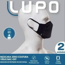 Máscara de proteção lupo