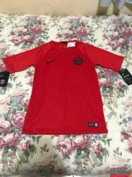 Camisa PSG (VERMELHA)