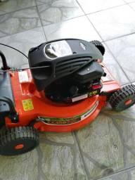 Cortador de grama motor a gasolina