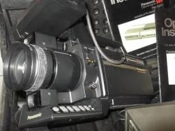 Câmera de Vídeo Panasonic Vintage com Gravador Portátil Raridade !