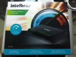 Roteador Intelbras 150 Mbps Potência 700mW
