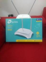 Roteador wireless TP-Link 2 antenas 300 Mbps