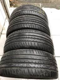 4 pneus 15 - 195/50/15 Hankook