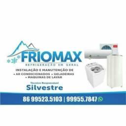 Friomax Refrigeração