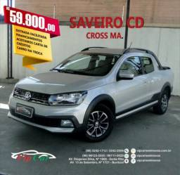 Vw - Volkswagen Saveiro cd cross MA - 2017