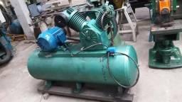 Compressor de ar Primax 40pés, pronto pra uso