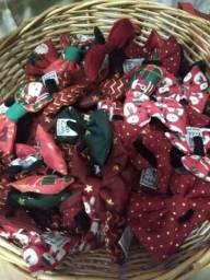 Gravatas borboletas, gravatas casuais, lacços, bandanas para seus pets