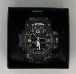 5c8953f92d9 Relógio Casio G-shock Gg-1000 Pulseira de Camuflagem Com Garantia Novo Na  Caixa