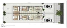 Casa com 2 dormitórios à venda, 54 m² por r$ 175.000 - parque jaraguá - bauru/sp