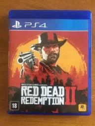 Jogo Red Dead Redemption 2 PS4 Mídia Física PlayStation 4