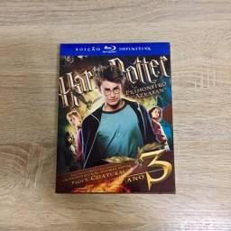 Box Harry Potter e o Prisioneiro de Azkaban (Edição Definitiva) (3 Discos Blu-Ray), usado comprar usado  Manaus