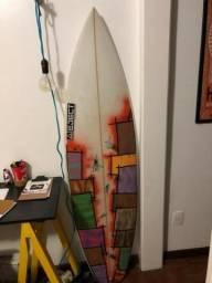 Prancha Eject Surfboards Triquilha, 6,0 Usada poucas vezes