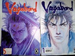 Manga Vagabond 1 ao 44