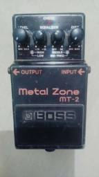 Pedal Boss Metalzone