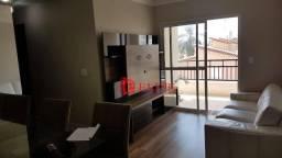 Apartamento com 2 dormitórios à venda, 62 m² por r$ 350.000 - jardim das indústrias - são