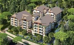 Apartamento com 3 dormitórios à venda, 89 m² por r$ 700.000 - vila baker - campos do jordã