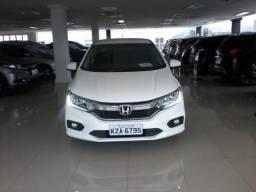 Honda City EX CVT 4P - 2018