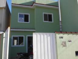 C022 - Casa semi nova, com dois dormitórios e quintal
