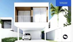 Casa com 3 Suítes e vista para o Mar na Praia do Campeche