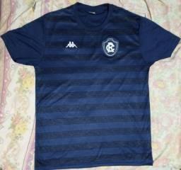 Camisa do Remo kappa concentração 2020
