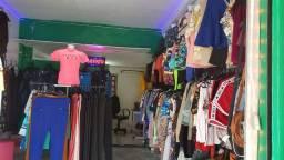 Loja de roupas  vendo